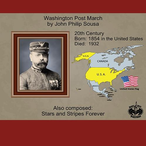 Module 8 for Band - Sousa: Washington Post March
