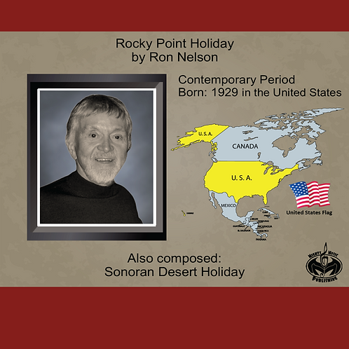Module 6 for Band - Nelson: Rocky Point Holiday