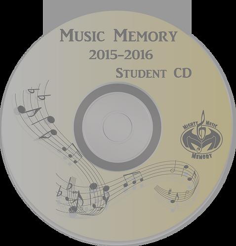 MS Student Practice CDs