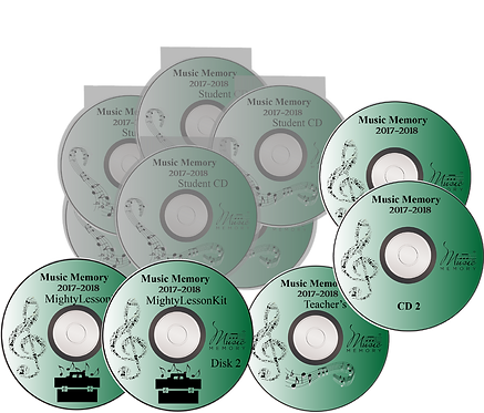 2017-2018 PSIA Value Disk Version w/6 CDs