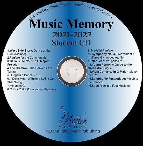 Student Practice CD (22)