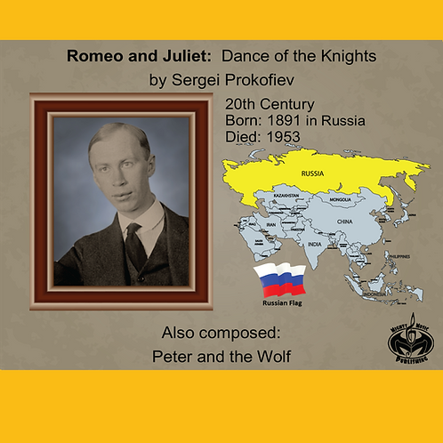 Module 8 for Orchestra - Prokofiev: Romeo and Juliet: Dance of the Knights