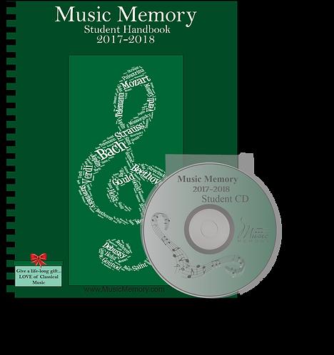 2017-2018 Student Handbook with CD