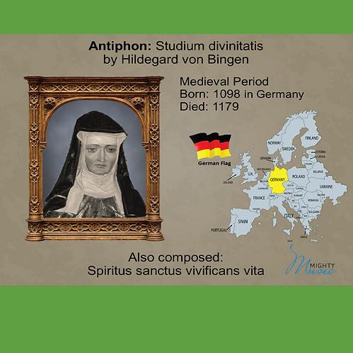 Module 11 for Choir - Bingen: Studium divinitatis