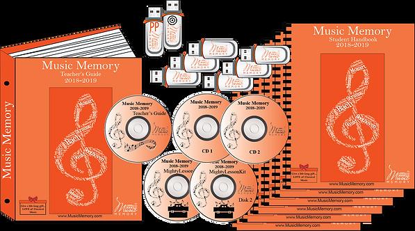 PP Print Binder w Discs +6 Handbooks/FDs
