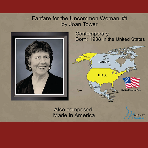 Module 11 for Band - Tower: Fanfare for the Uncommon Woman, #1