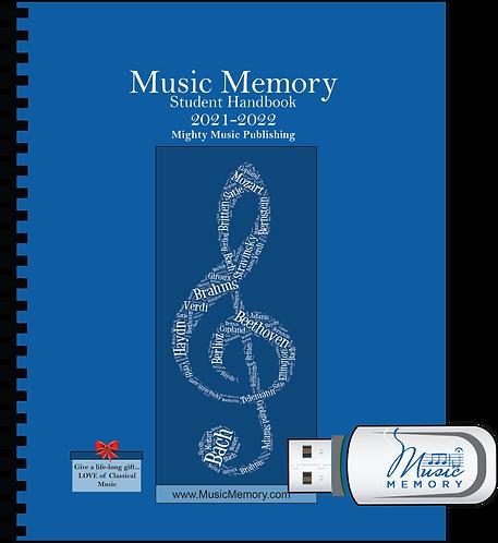 Student Handbook with Student Flashdrive (22)