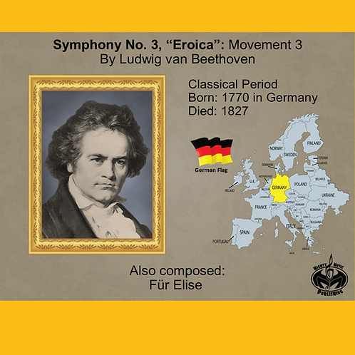 """Module 4 for Orchestra - Beethoven: Symphony No. 3, """"Eroica"""": Movement 3"""