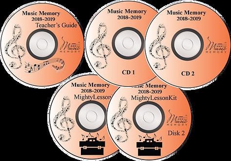 Basic Pkg on Discs