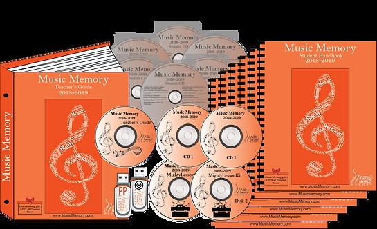 PSIA PP Print Binder w Discs +6 Handbooks/CDs