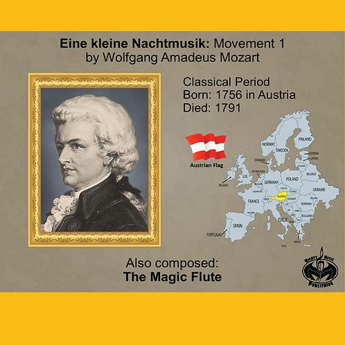 Module 3 for Orchestra - Mozart: Eine kleine Nachtmusik: Movement 1