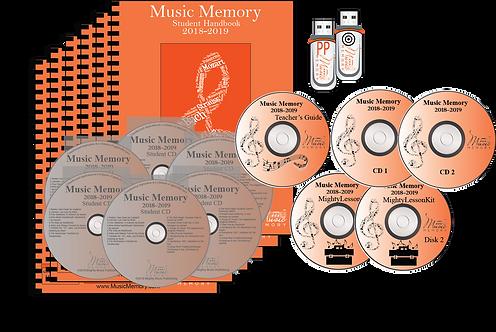 Premium Pkg on Discs +6 Handbooks w CDs