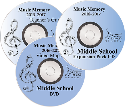 2016-2017 MS Expansion Pack for 7th–8th Grades