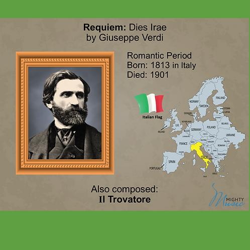 Module 12 for Choir - Verdi: Dies Irae