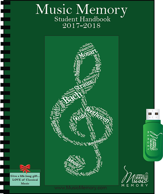 2017-2018 Student Handbook with Flashdrive