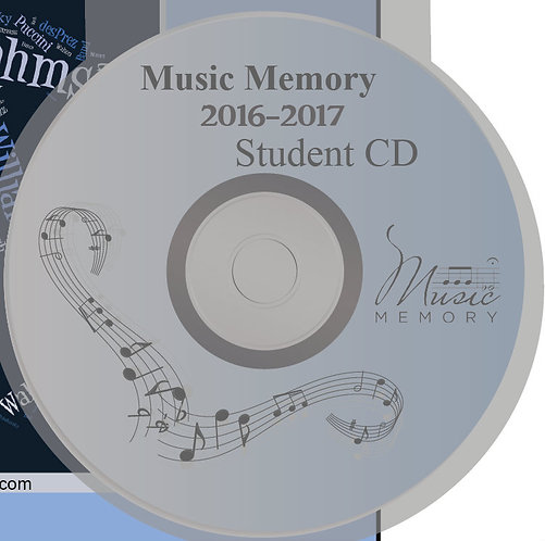 Student Study CD for Mighty Music for Kids