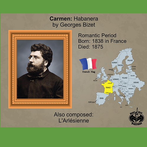 Module 4 for Choir - Bizet: Carmen: Habanera