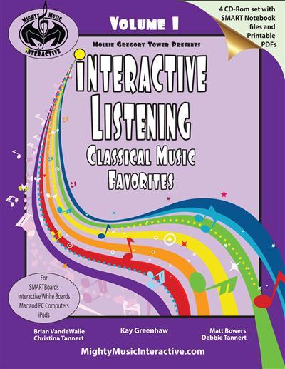 INTERACTIVE LISTENING VOLUME 1