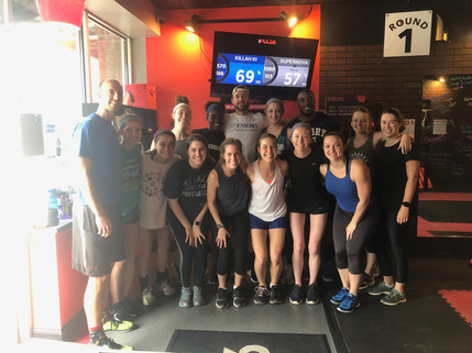 Kickboxing & Fitness at 9Round