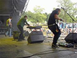 Live at Loch Lomond Festival