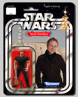 Mark Hamilton - Star Wars Figure
