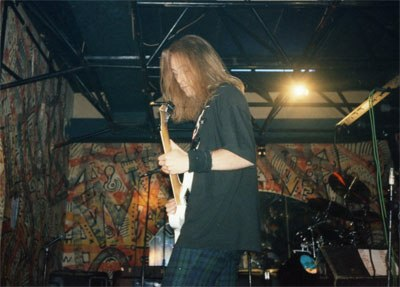 Mark Hamilton - the Metallica Years!