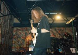 Mark Hamilton - the Metallica Years!