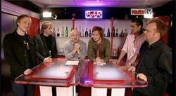 Mark Hamilton on Nuts TV