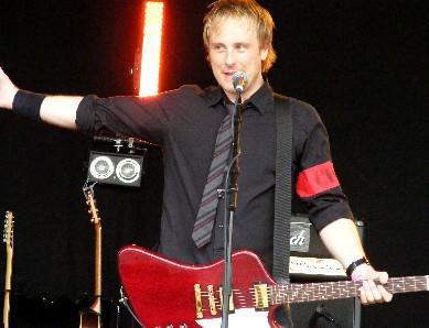 Mark Hamilton - Live Mainstage