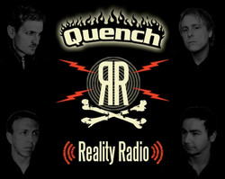 Quench - Reality Radio cover