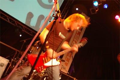 Mark Hamilton - Rocking Out