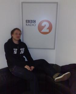 Mark Hamilton live on Radio 2