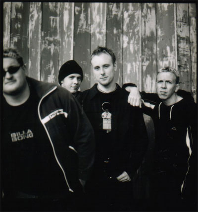 Quench promo shot 2002