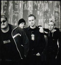 Quench promo shot 2002