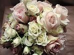 Soft vintage Bride's Bouquet