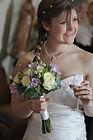 Magical Winter Wonderland Bride's Bouquet