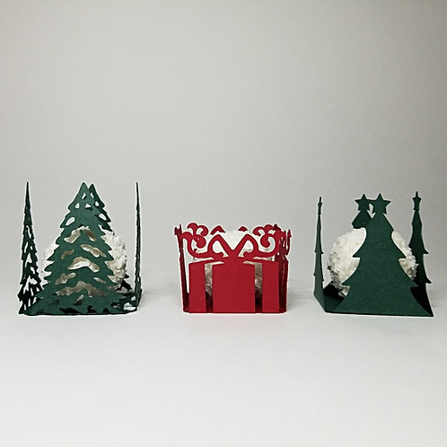 Christmas Candy Holder