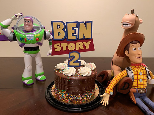 Toy Story Cake Topper