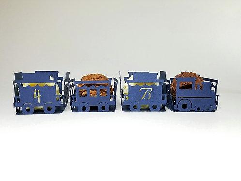 Train Candy Holder