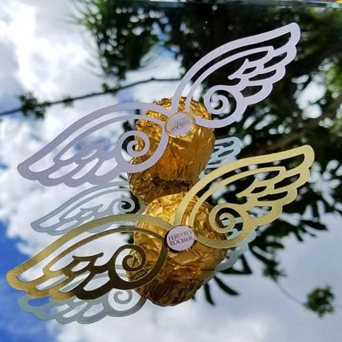 Harry Potter Golden Snitch Wings
