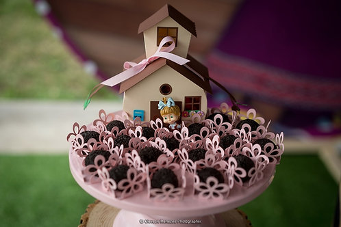 Flower Sweet Holder