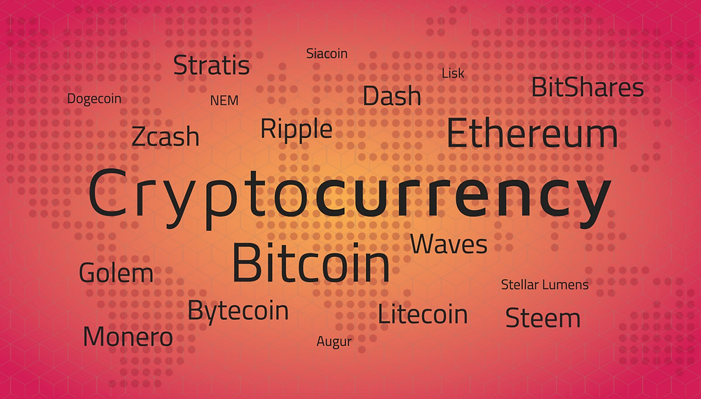 Important cryptocurrencies