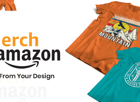 Make Money With Merch By Amazon