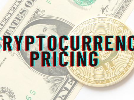 Explained: Pricing Of Cryptocurrency