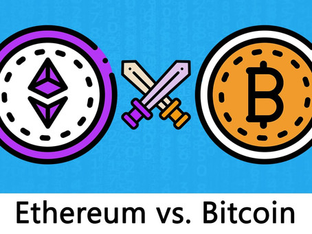 How Does Ethereum Compare To Bitcoin?
