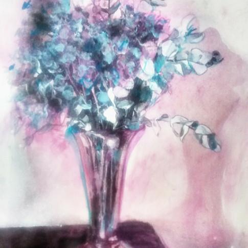 Serie flores 2