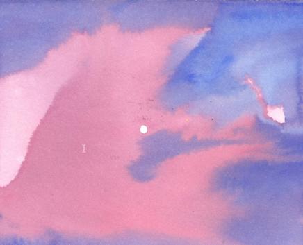 Luna, lava y volcan