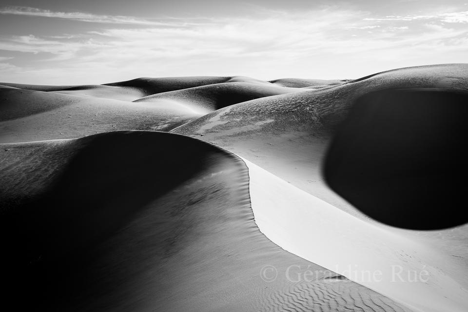 Dunes de Mauritanie © Géraldine Rué