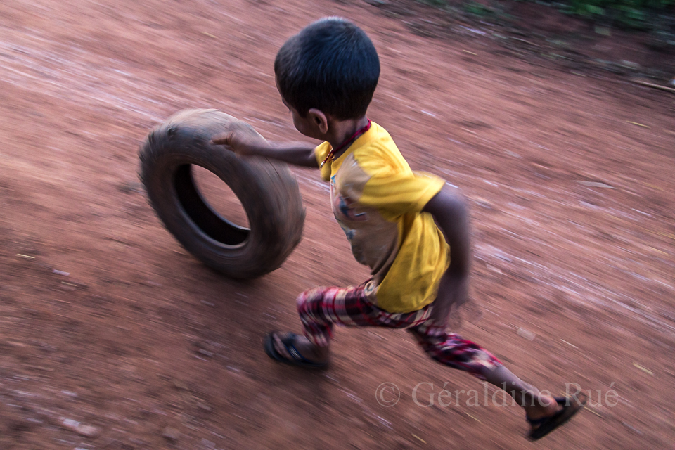 Jeune garçon birman© Géraldine Rué