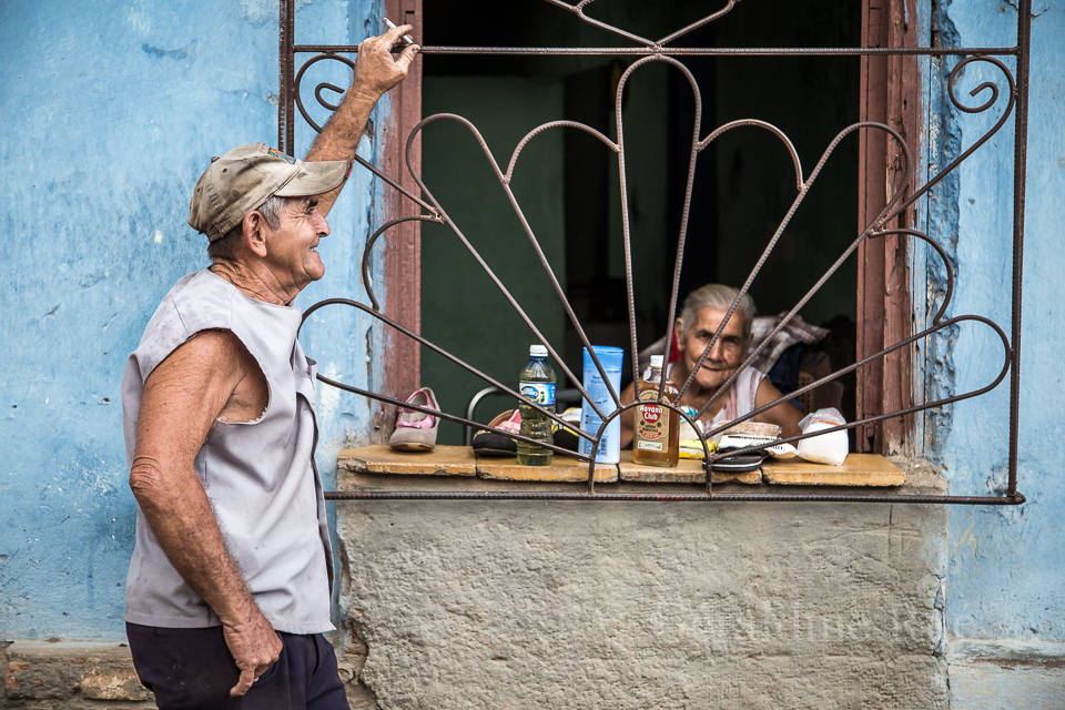 Trinidad, Cuba © Géraldine Rué